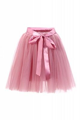 Amazing Tüll Short Mini Ballkleid Röcke | Elastische Damenröcke_2