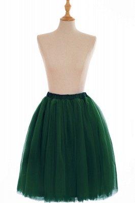 Nifty Short A-line Mini Skirts   Elastic Women's Skirts_16