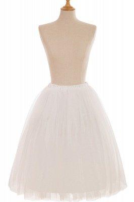 Nifty Short A-line Mini Skirts   Elastic Women's Skirts_2