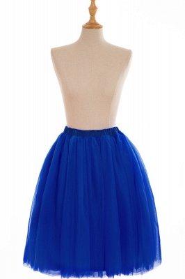 Nifty Short A-line Mini Skirts   Elastic Women's Skirts_13
