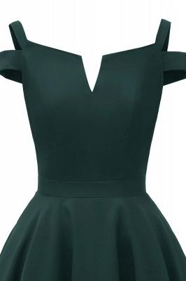 Vintage Kleider 50er Jahre Mit Trägern | Retro 50er Jahre Kleid Weinrot_11
