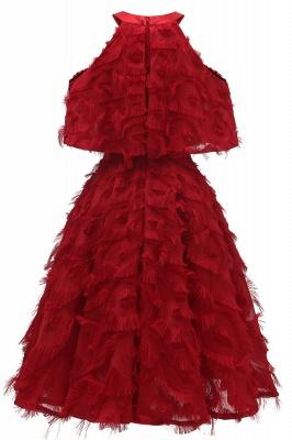 Schlichtes Vintage Rockabilly Kleid | Schöne Damen 50er Jahre Kleid_12