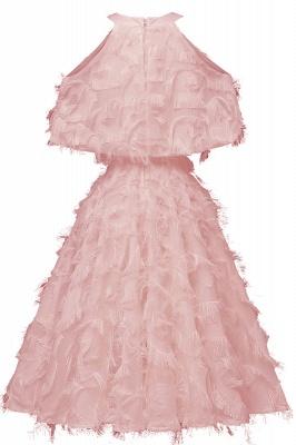 Schlichtes Vintage Rockabilly Kleid | Schöne Damen 50er Jahre Kleid_8