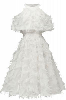 Schlichtes Vintage Rockabilly Kleid | Schöne Damen 50er Jahre Kleid_1