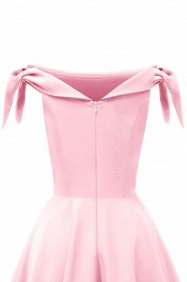 Womens Bateau Burgundy Navy Ruby Vintage Dresses | Retro Princess Short Party Dress_19