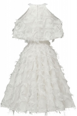 Schlichtes Vintage Rockabilly Kleid | Schöne Damen 50er Jahre Kleid_16