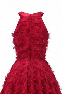 Elegante A-Linie Damen Vintage Kleider   Retro Vintage Rockabilly Kleid_14