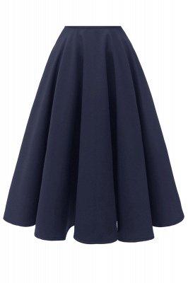 Mancherons sexy robes princesse vintage avec des sangles | Robe de cocktail en émeraude rétro à col en V pour femmes_25