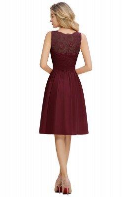 Кружевное длинное короткое платье с V-образным вырезом с поясом | Сексуальное коктейльное платье без рукавов с V-образным вырезом без рукавов_20