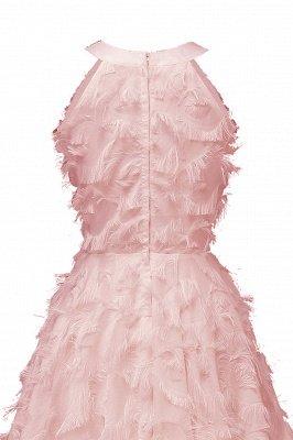 Elegante A-Linie Damen Vintage Kleider   Retro Vintage Rockabilly Kleid_10