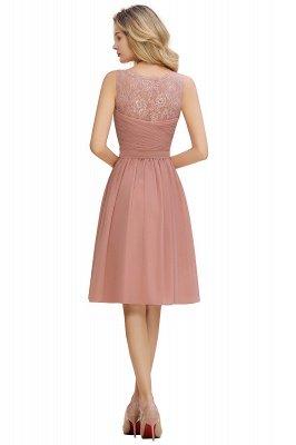 Кружевное длинное короткое платье с V-образным вырезом с поясом | Сексуальное коктейльное платье без рукавов с V-образным вырезом без рукавов_22
