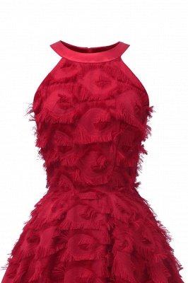 Elegante A-Linie Damen Vintage Kleider   Retro Vintage Rockabilly Kleid_13