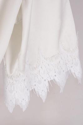 Lace Bridal Robe / Bridesmaid Robes / Robe / Bridal Robe / Bride Robe / Bridal Party Robes / Bridesmaid Gifts / Satin Robe_14