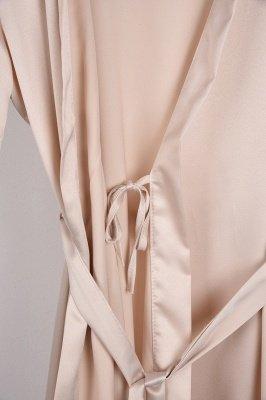 Lace Bridal Robe / Bridesmaid Robes / Robe / Bridal Robe / Bride Robe / Bridal Party Robes / Bridesmaid Gifts / Satin Robe_46
