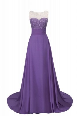 SLNY Rhinestone Embellished  Backless Evening Dress CLEARANCE SALE & FREE SHIPPING