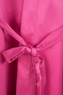 Lace Bridal Robe / Bridesmaid Robes / Robe / Bridal Robe / Bride Robe / Bridal Party Robes / Bridesmaid Gifts / Satin Robe_42