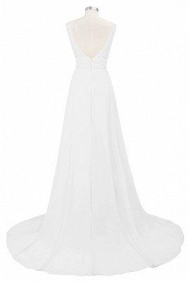 SLNY Rhinestone Embellished  Backless Evening Dress CLEARANCE SALE & FREE SHIPPING_5