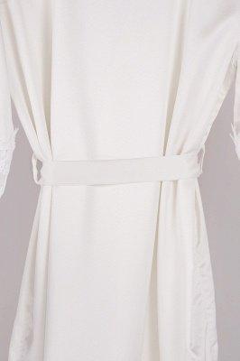 Lace Bridal Robe / Bridesmaid Robes / Robe / Bridal Robe / Bride Robe / Bridal Party Robes / Bridesmaid Gifts / Satin Robe_12