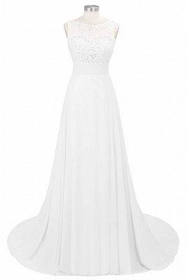 SLNY Rhinestone Embellished  Backless Evening Dress CLEARANCE SALE & FREE SHIPPING_2