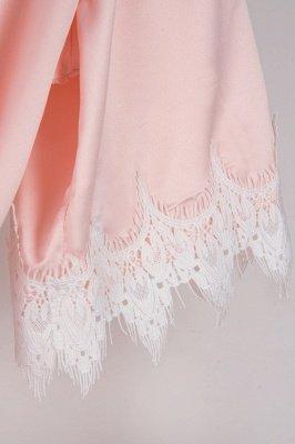 Lace Bridal Robe / Bridesmaid Robes / Robe / Bridal Robe / Bride Robe / Bridal Party Robes / Bridesmaid Gifts / Satin Robe_30
