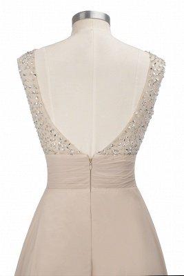SLNY Rhinestone Embellished  Backless Evening Dress CLEARANCE SALE & FREE SHIPPING_12