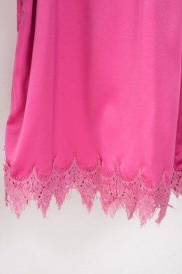 Lace Bridal Robe / Bridesmaid Robes / Robe / Bridal Robe / Bride Robe / Bridal Party Robes / Bridesmaid Gifts / Satin Robe_44