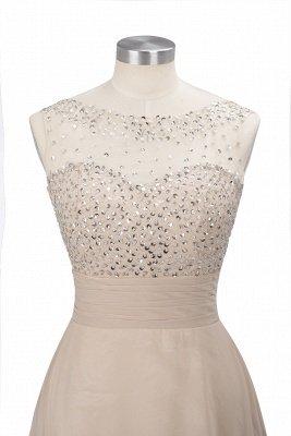SLNY Rhinestone Embellished Backless Evening Dress VENDA DE APURAMENTO & FRETE GRÁTIS_15