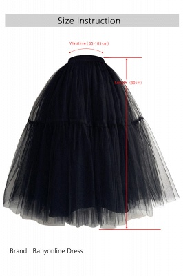 Bambi | Black Ball Gown Petticoat_12