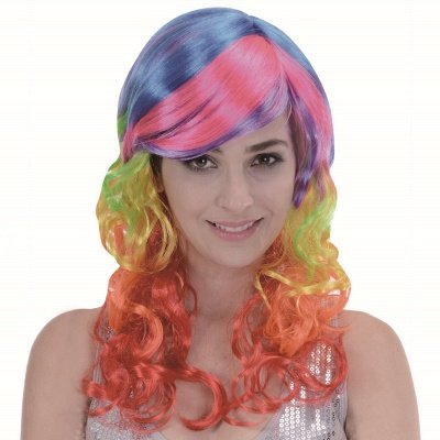 Cheap Wigs Extensions Cosplay Wigs Human Hair Wig