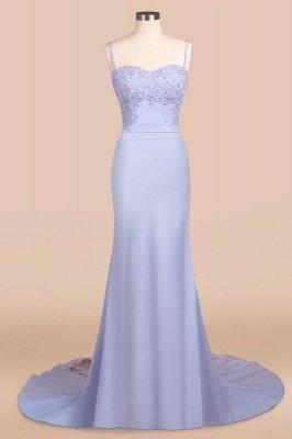Cady | Spaghettibügel-Schatz-Nixe-Abschlussball-Kleid, reizvolles passendes Abendkleid mit Gürtel_2