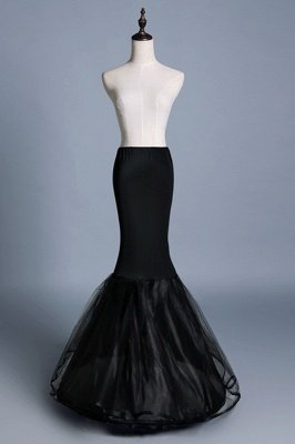 Badia | Black Mermaid Petticoat