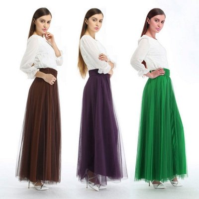 Bena | A-Linie Prinzessin Petticoat