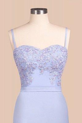 Cady | Spaghettibügel-Schatz-Nixe-Abschlussball-Kleid, reizvolles passendes Abendkleid mit Gürtel_4