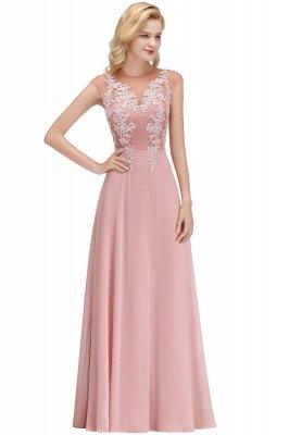 Cap Sleeve Lace Appliques Beads Slim A-line Evening Prom Dress for Women_11