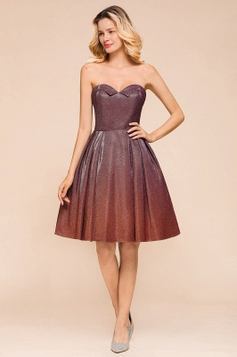 Arleen | Cute Sweetheart Sparkle Sequined Homecoming Dress_6