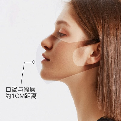 10*PCS Reused Face Masks Anti-Dust Indoor Adjustable & Reusable Protection 2 PM2.5 Filters Mouth Mask for Women Man_5
