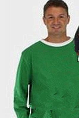 Conjuntos de pijamas familiares a juego Ropa de dormir navideña Reno de feliz Navidad_7