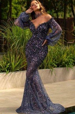 Sexy-Off-Shoulder-Mermaid-Sequins-Prom-Dress-Slim-Evenign-maxi-Dress_1