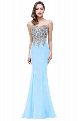 EMMY | Mermaid Floor-Length Sheer Prom Dresses with Rhinestone Appliques_11