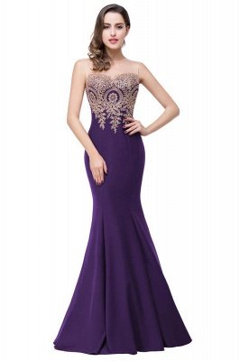 EMMY | Mermaid Floor-Length Sheer Prom Dresses with Rhinestone Appliques_9
