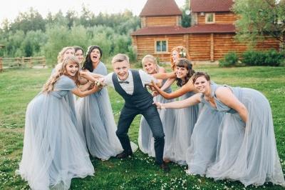 Платье для подружки невесты Aline Convertible Infinity_7