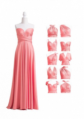 Robe Infinity Multiway Rose Corail_4