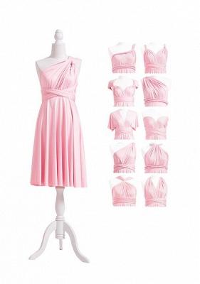 Robe infinité rose poudré_5