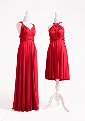 Red Multiway Infinity Dress_3