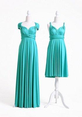 Vestido turquesa Multiway Infinity_2