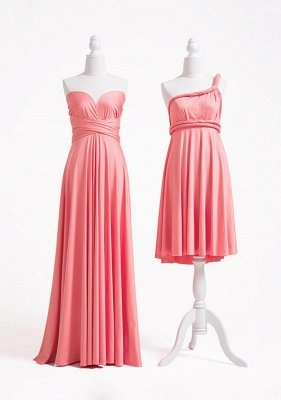 Coral Pink Multiway Infinity Dress_2
