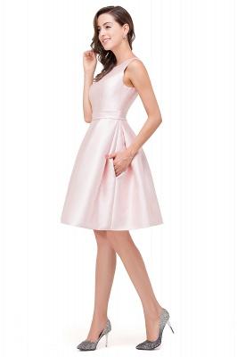 EMERSON | A-Line Sleeveless Knee Length Short Prom Dresses_6