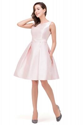 EMERSON | A-Line Sleeveless Knee Length Short Prom Dresses_5