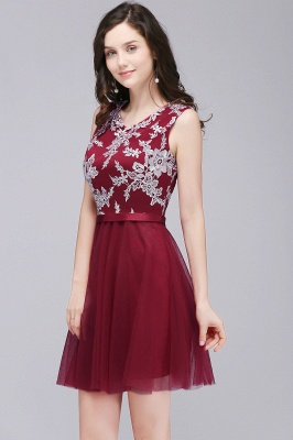A-line Homecoming Party Dresses