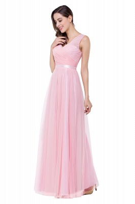 ruffled bridesmaid dresses
